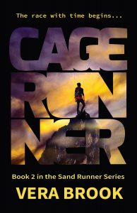 Cage Runner Sand Runner series book 2 by Vera Brook