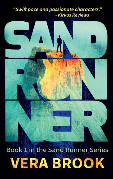 Cover of Sand Runner by Vera Brook