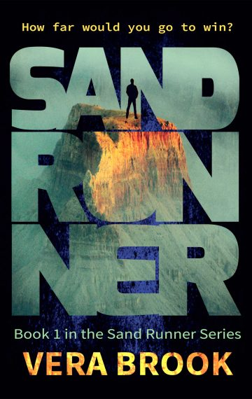SAND RUNNER by Vera Brook updated cover Feb2018