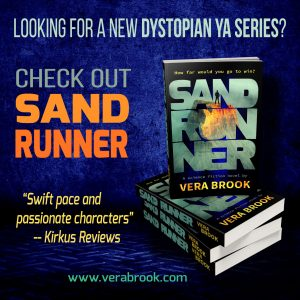 Sand Runner by Vera Brook promo